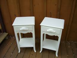 how to paint lacquered furniture. painted chairs night tables spray e how to paint lacquered furniture
