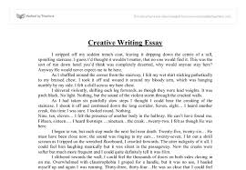 example of creative writing essay  nowservingco creative writing ideas creative writing paper examples of creative creative writing ideas creative writing paper examples