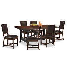 room buy breakfast nook set: newcastle table and  chairs mahogany