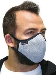 "<b>Маска</b> для лица декоративная ""<b>Air</b>-<b>mesh</b>""ProtectTex"", серый, S-XL ..."
