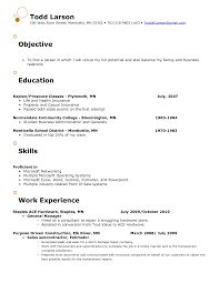 example of a resume objective warehouse worker resume experience collection agent resume collections agent