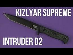 🤑 Are not <b>Тактический нож Intruder</b> D2 Black Titanium