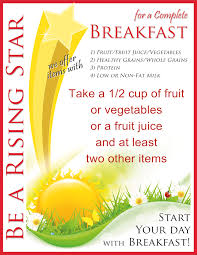 Image result for school breakfast posters