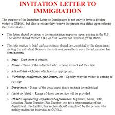 invitation letter business visa sample trumark financial credit