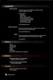3d artist resume doc mittnastaliv tk 3d artist resume 23 04 2017