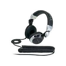 <b>Technics Rp</b>-<b>Dj 1210 E S</b> Dj Headphones/Headphone Black Silver ...