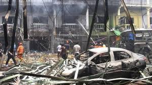 تايلاند - وقوع انفجارين في منتجع بوكيت