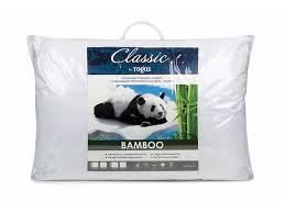 <b>Подушка Daily</b> by T Бамбук 50х70 см белая купить по цене 769 ...