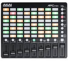 Миди-<b>клавиатура AKAI Professional APC</b> mini - отзывы владельцев