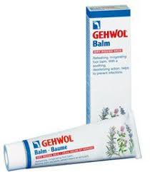 Gehwol Balm Dry Rough <b>Skin</b> - Тонизирующий <b>бальзам для сухой</b> ...