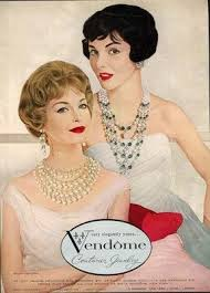 1950s Jewelry Styles and History