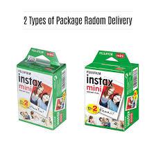 Интернет-магазин 10 20 листов <b>Fujifilm Instax</b> Mini белая пленка ...
