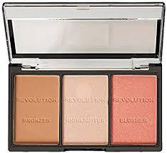 <b>Makeup Revolution Sculpt</b> & Contour Kit C01 11g: Amazon.co.uk ...