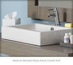 idea american standard bathroom sinks
