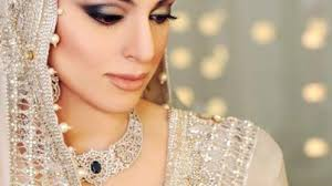urdu dailymotion inshare middot stani bridal makeup before and after