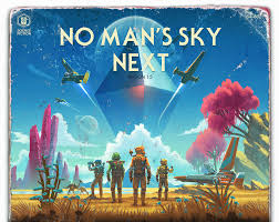 NEXT Update - No Man's <b>Sky</b>