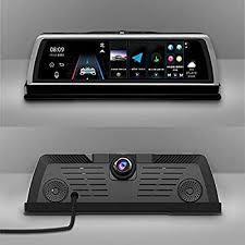 K600 <b>360 Degree 10 inch</b> 1080P Multi-functional Smart Car ADAS ...
