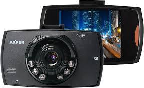 <b>Видеорегистратор Axper Simple</b>, черный — купить в интернет ...