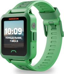 Купить смарт-часы Geozon <b>Умные часы</b> детские <b>Geozon Active</b> ...