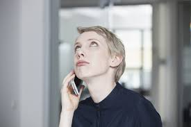 things you should never say during a phone interview  on  a w looks upset on a cellphone