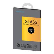 Купить <b>Защитное стекло Brosco для</b> Apple iPhone 5/5S/SE ...