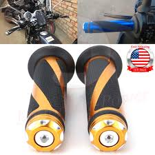 Handlebar Grips Anti-slip <b>Motorcycle</b> Grips <b>Mountain Bike</b> Bicycle ...