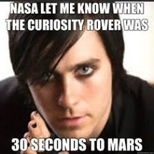 Memes and sh*t on Pinterest | Jared Leto, Jared Leto Gif and Mars via Relatably.com