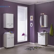 Комплект мебели <b>Aquanet</b> Моника 60 белый, цена 8921 руб ...