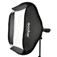 "Godox 80 * 80cm / 31"" * 31"" <b>Flash Softbox Diffuser</b> with S-type ..."