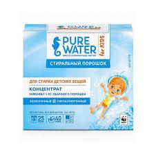 <b>Стиральный порошок Pure Water</b>, для детского белья, 800 г ...
