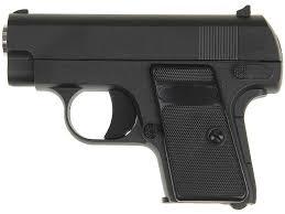 <b>Страйкбольный пистолет SA25M</b> Spring - ElfaBrest