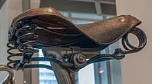 <b>Седло</b> (<b>велосипед</b>) — Википедия