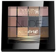 ROZETKA | Палетка <b>теней для век Eveline</b> All In One 1-Nude 12 г ...