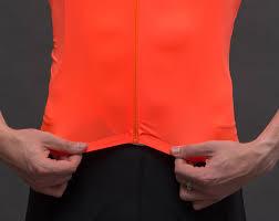 SPEXCEL 2019 upadte Bright Orange Top Quality Short sleeve ...