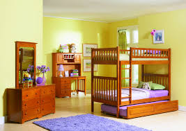 endearing boy bedroom ideas design with wooden bunk bed along pull out also dresser and frame amusing cool kid beds design