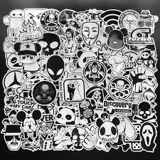 <b>100Pcs</b>/Lot Rock <b>Sticker</b> Music Retro Band Graffiti <b>JDM Stickers</b> to ...