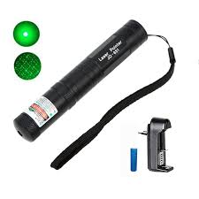 <b>High Power Green</b> Laser Pointer Pen JD 851 532nm Bright Light ...
