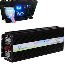 Pure Sine Wave Inverter 12/24/<b>48V</b> TO 120V 300w 500w 800w ...