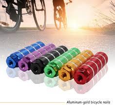 KOOBOOK <b>2Pcs Aluminum Alloy Bike</b> Pegs BMX Pedals Mountain ...
