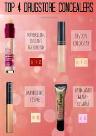 my top 5 fav concealers that actually work very well don 39 t e me on the s tho