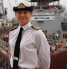 Royal Navy blasted for 'sexist' firing of Commander Sarah West ... via Relatably.com