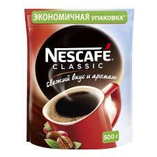 Купить <b>Кофе растворимый Nescafe</b> Classic, 500 г с доставкой по ...