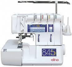 Коверлок <b>ELNA 845</b> купить по самой НИЗКОЙ цене с доставкой в ...