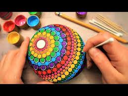 How to Draw <b>MANDALA ART</b> for Beginner | Step by Step | Scenery ...