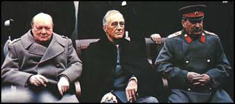 「1945, Yalta Conference」の画像検索結果