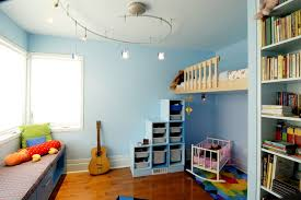 light blue kids contemporary with track lighting kids bedroom blue track lighting