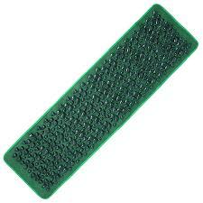 """Дорожка <b>Bradex</b> """"Морской берег"""", массажная, цвет: зеленый ..."""