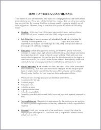 how to write up a good resume how cover letter cover letter how to write up a good resume howhow to write up a good resume