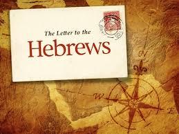 Envelope addressed to Hebrews