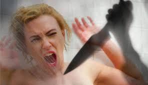 """""""Hitchcock"""" mit Anthony Hopkins, Scarlett Johansson und Jessica Biel startet im Kino. Psycho reloaded - Scarlett Johansson als Janet Leigh in der berühmten ... - hitchcock-scarlett-johansson-psycho-dusche"""